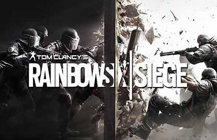 سی دی کی اورجینال بازی Rainbow Six Siege