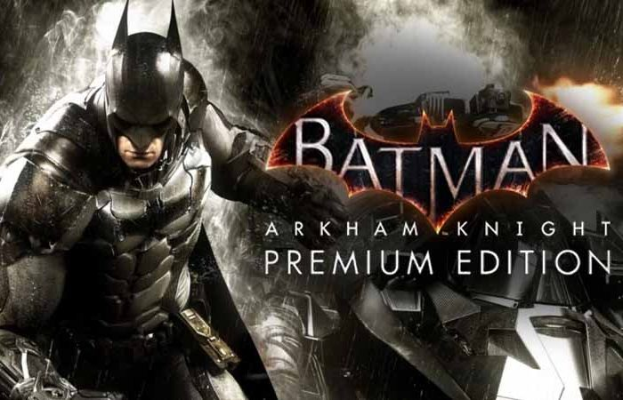 سی دی کی بازی Batman: Arkham Knight Premium Edition (اورجینال)