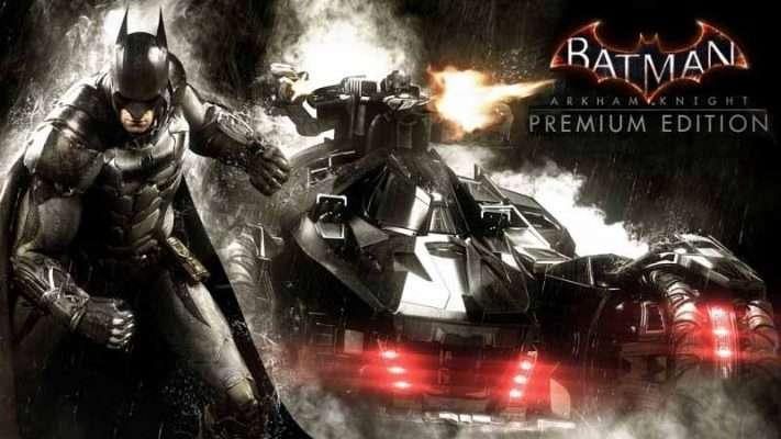 سی دی کی بازی Batman: Arkham Knight Premium Edition (اورجینال)