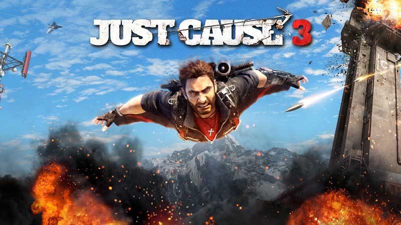 خرید سی دی کی بازی Just Cause 3 (اورجینال)