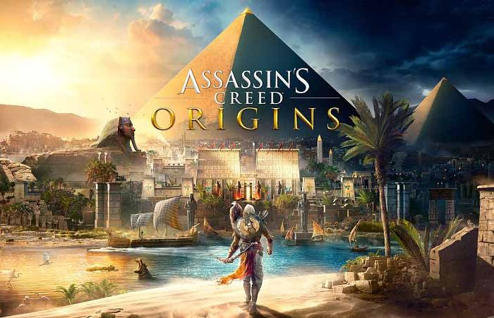 سی دی کی Assassin's Creed: Origins اورجینال
