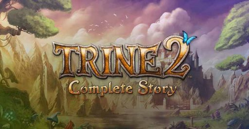 سی دی کی بازی Trine 2 اورجینال