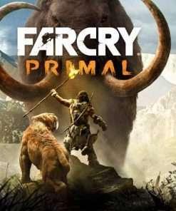 سی دی کی بازی فار کرای پریمال (Far Cry Primal) اورجینال