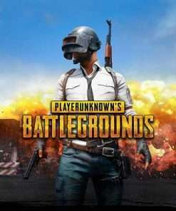 سی دی کی بازی Playerunknowns Battlegrounds اورجینال
