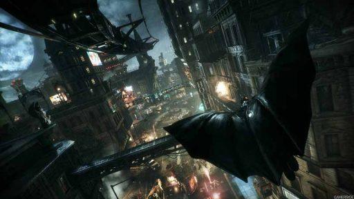 سی دی کی اورجینال Batman: Arkham Knight