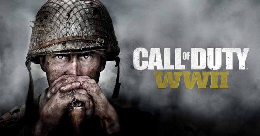 سی دی کی اورجینال بازی Call of Duty WW2 (ریجن اروپا)