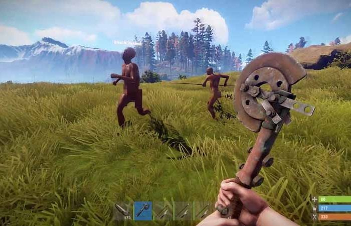 سی دی کی بازی Rust (اورجینال)
