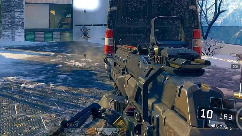 سی دی کی Call of Duty Black Ops 3 اورجینال