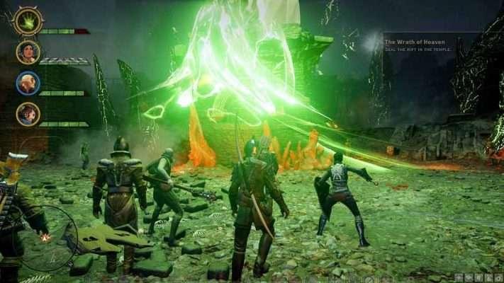 سی دی کی بازی Dragon Age: Inquisition اورجینال