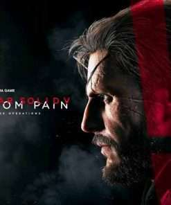 سی دی کی اورجینال Metal Gear Solid V: The Phantom Pain (ریجن روسیه)