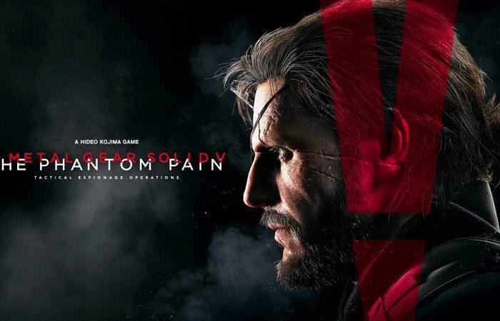 سی دی کی اورجینال Metal Gear Solid V: The Phantom Pain (ریجن روسیه)