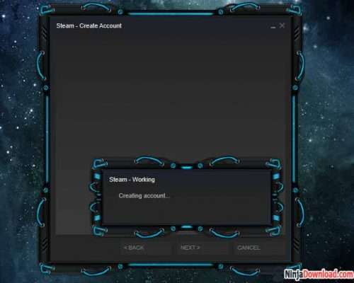 آموزش تصویری ساخت اکانت استیم (Steam)