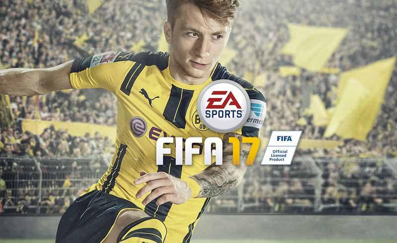 بکاپ دیتای بازی فیفا 17 اورجینال (اوریجین): بکاپ FIFA 17