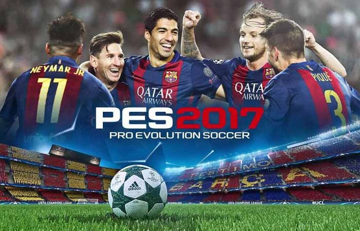 سی دی کی اورجینال PES 2017 - پیس 2017