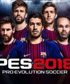 خرید سی دی کی بازی PES 2018 - پیس 2018