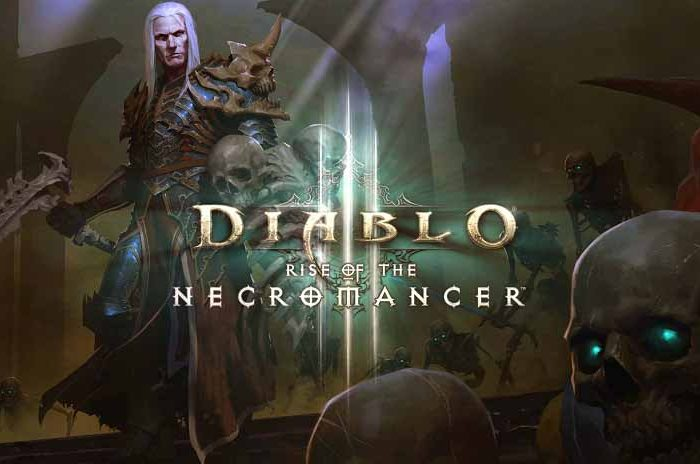 سی دی کی Diablo 3: Rise of Necromancer