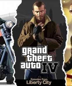 سی دی کی اورجینال GTA IV Complete Edition