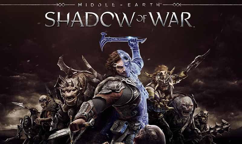 سی دی کی اورجینال Middle-Earth Shadow of War