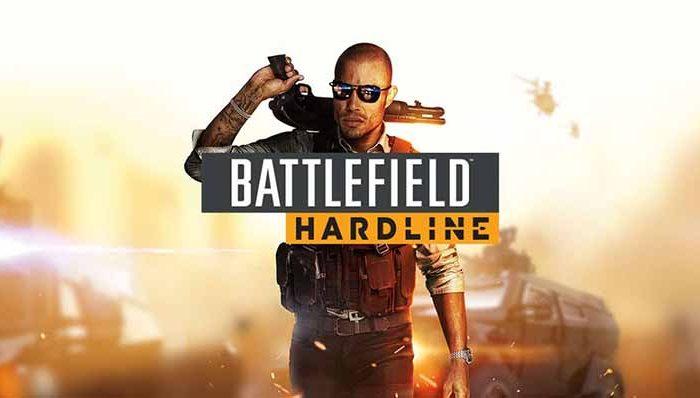 سی دی کی اورجینال Battlefield Hardline