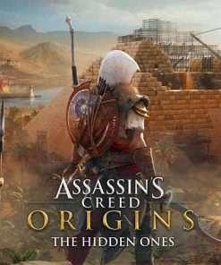 دی ال سی Assassins Creed Origins Hidden Ones DLC