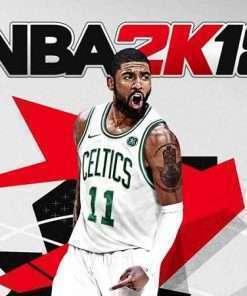 سی دی کی اورجینال NBA 2K18