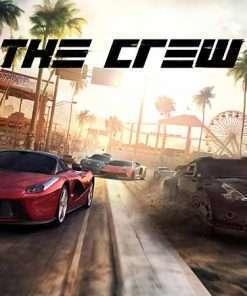 سی دی کی اورجینال بازی The Crew