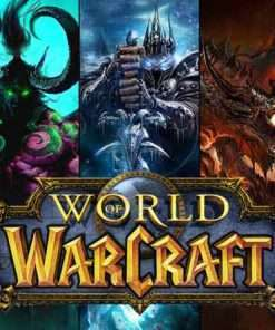 سی دی کی اورجینال WOW : World of Warcraft Battle Chest