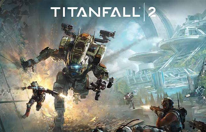 سی دی کی اورجینال Titanfall 2