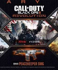 دی ال سی Call of Duty Black Ops 2 Revolution DLC