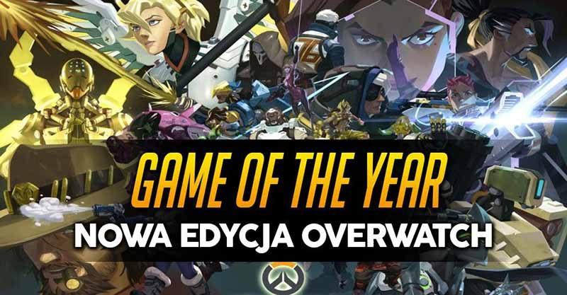 سی دی کی اورجینال Overwatch Game Of The Year Edition