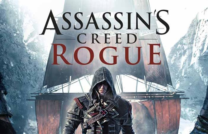 سی دی کی اورجینال Assassins Creed Rogue