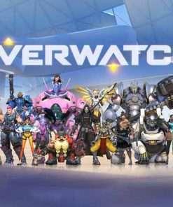 سی دی کی بازی Overwatch اورجینال