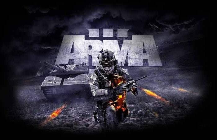 سی دی کی بازی Arma 3 اورجینال