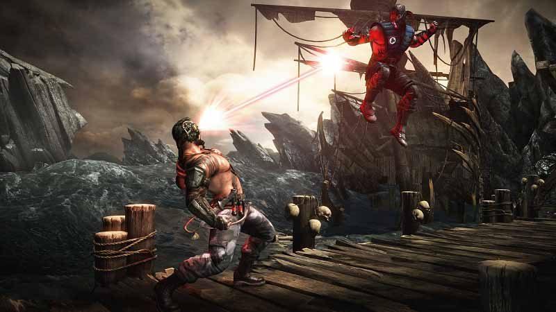 سی دی کی اورجینال بازی Mortal Kombat XL