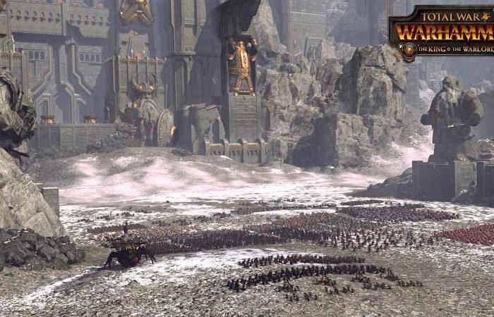 سی دی کی اورجینال بازی Total War Warhammer