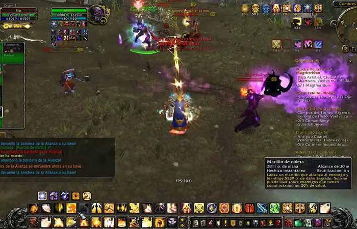 سی دی کی اورجینال WOW : World of Warcraft Battle Chest