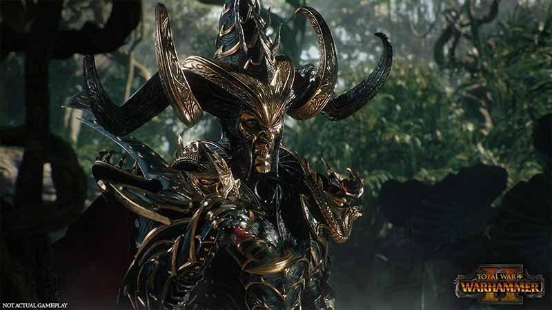 سی دی کی اورجینال Total War Warhammer 2