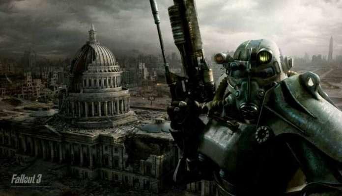 سی دی کی بازی Fallout 3 اورجینال