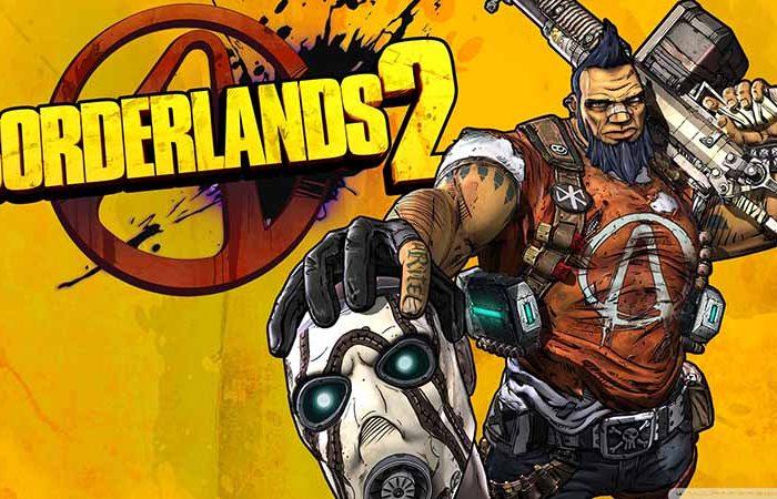 سی دی کی اورجینال Borderlands 2: GOTY Edition
