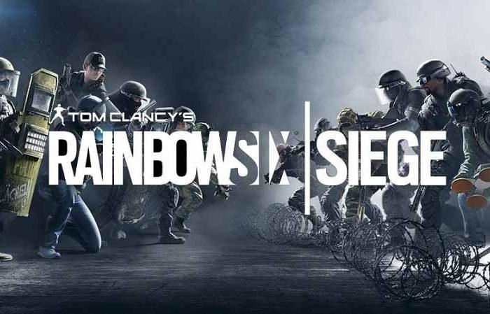 بکاپ اورجینال بازی Tom Clancy's Rainbow Six Siege (استیم)