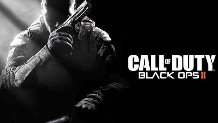 سی دی کی بازی Call of Duty Black Ops 2 اورجینال