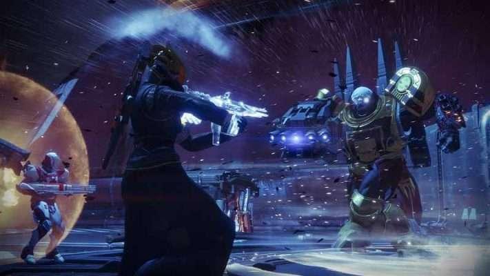 سی دی کی بازی Destiny 2 Upgrade Edition
