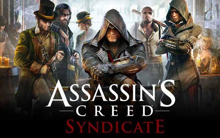 سی دی کی اورجینال Assassin's Creed Syndicate