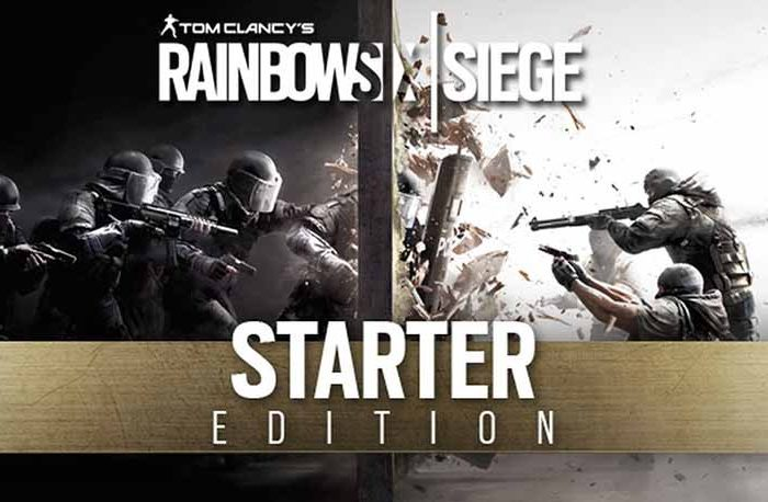 سی دی کی اورجینال Rainbow Six Siege Starter Edition