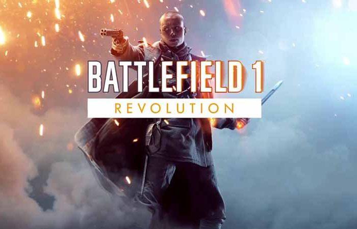 بکاپ اوریجین Battlefield 1 - Revolution Edition (دیتای اورجینال بازی)