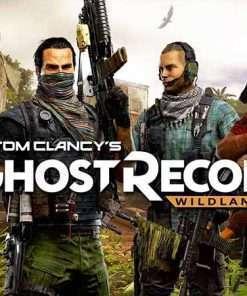 سی دی کی اورجینال Ghost Recon Wildlands