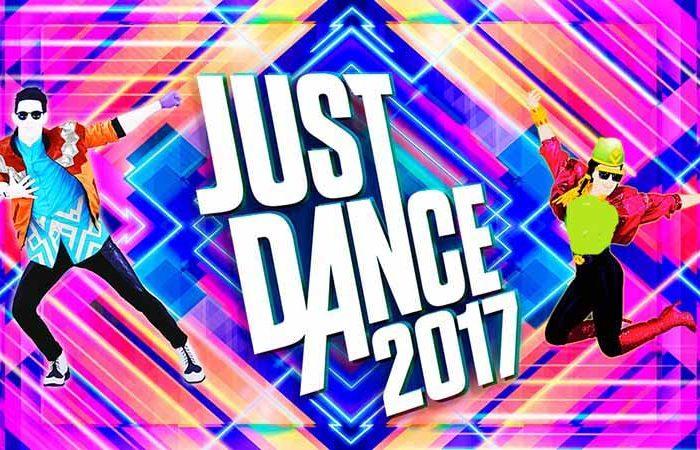 سی دی کی اورجینال Just Dance 2017
