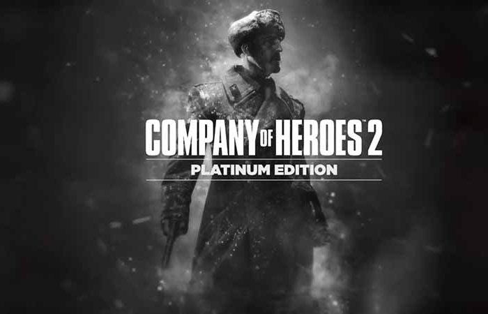سی دی کی اورجینال Company of Heroes 2 Platinum Edition