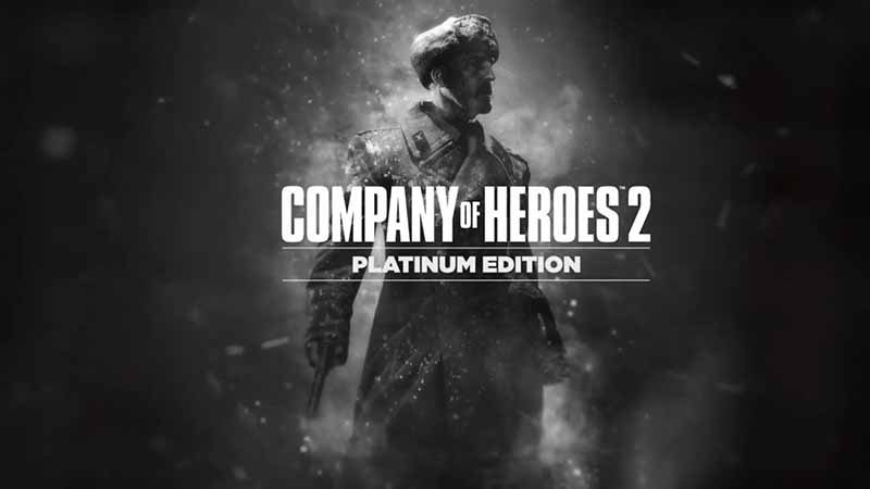 سی دی کی اورجینال Company of Heroes 2 Platinum Edition