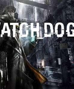 سی دی کی اورجینال بازی Watch Dogs